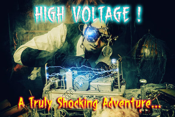 High Voltage (Escape Room Salem) Escape Room