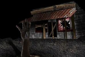 Квест Zombie Roadhouse