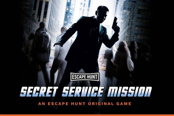 Secret Service Mission (Escape Hunt) Escape Room