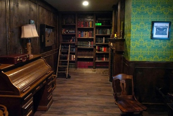 The Cthulhu Chamber (The Secret Chambers) Escape Room
