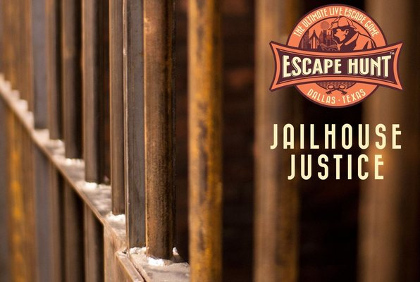 Jailhouse Justice (Escape Hunt) Escape Room