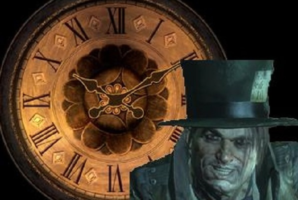 The Mad Clockmaker's Gold