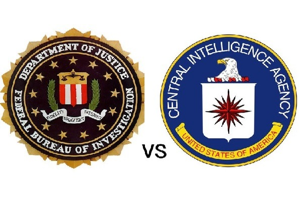 The Dueling Room: FBI vs CIA