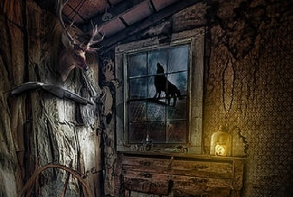 Hunting Lodge: Wolf Moon Night (Xcapade) Escape Room