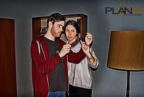 Das verlassenen Labor des verrückten Fotographen (PlanB Escape Game) Escape Room