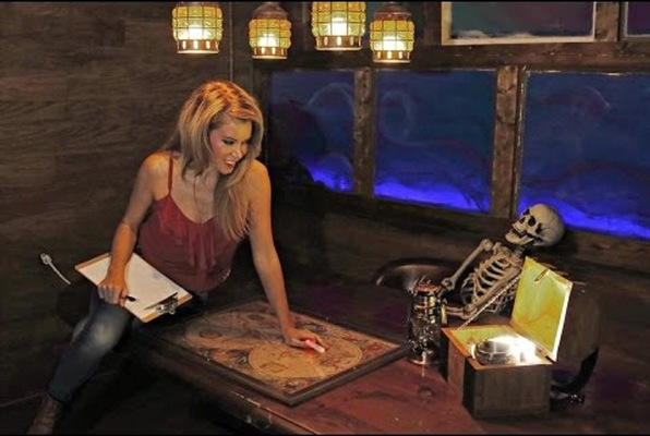 Pirate Plunder (Mystery Room Houston) Escape Room