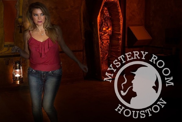 The Mummy's Curse (Mystery Room Houston) Escape Room