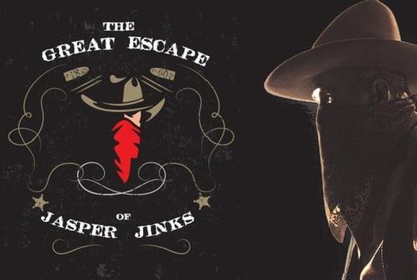 The Great Escape of Jasper Jinks