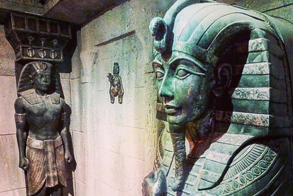Curse of the Mummy