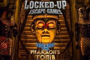 Escape Room Quot Escape The Serial Killer Quot By Locked Up Escape