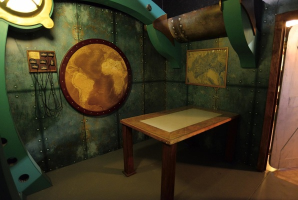 Maritime Grave (Bane Escape Rooms) Escape Room