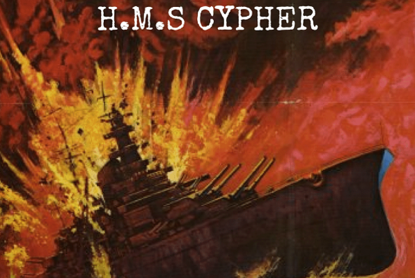 HMS Cypher (Cryptology) Escape Room