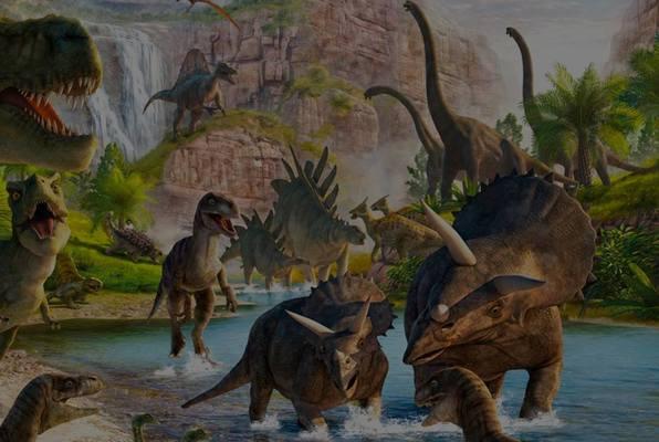 Atak dinozaurów (Tajemniczy Pokój) Escape Room