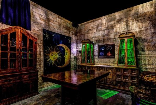 Merlin's Magic School