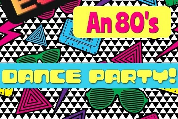 Escape an 80's Dance Party