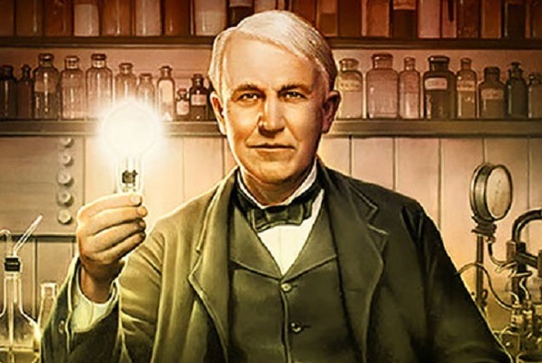 Edison's Secret Lab