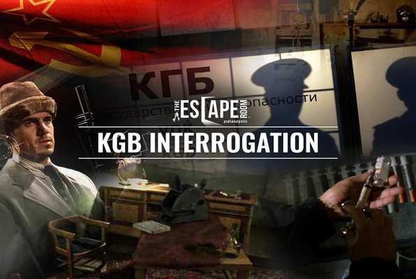 KGB Interrogation