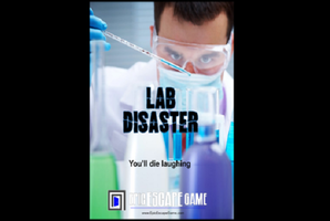 Квест Lab Disaster