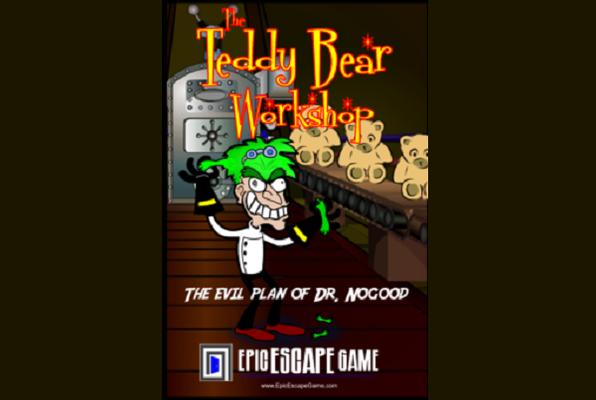 The Teddy Bear Workshop