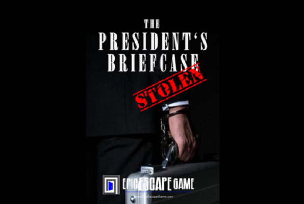 The President's Briefcase (Epic Escape Game) Escape Room
