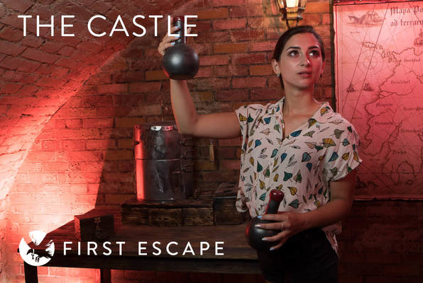 The Castle (First Escape) Escape Room