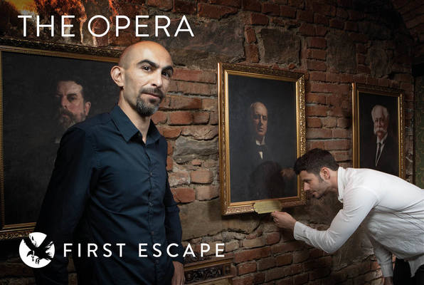 The Opera (First Escape) Escape Room