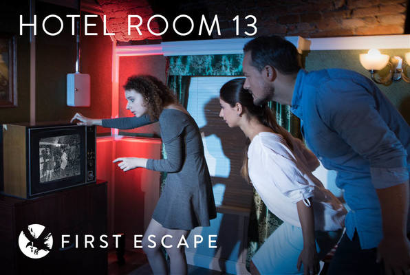 Hotel Room 13 (First Escape) Escape Room