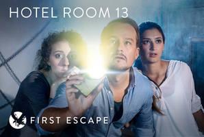 Квест Hotel Room 13