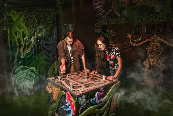 Jungle Game (Secret Escape Game) Escape Room