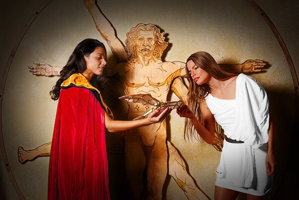 Da Vinci's Secret (60out Escape Rooms) Escape Room