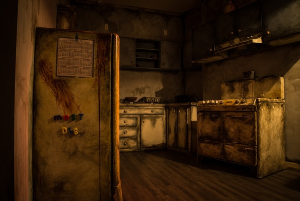 Escape the Darkest Hour: Torture Chamber (Mission Escape Games) Escape Room