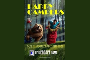 Квест Happy Campers
