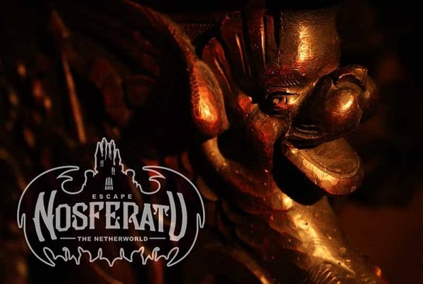 Nosferatu (Escape The Netherworld) Escape Room