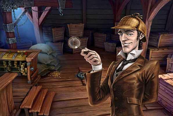 Sherlock Holmes' Library