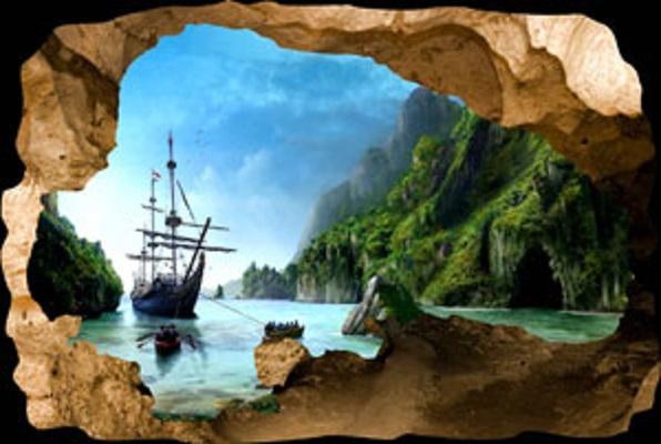 Island Dungeon Escape