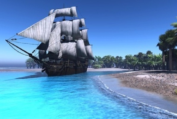 Marooned Island Escape