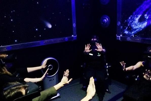 Space Station Escape (VR)