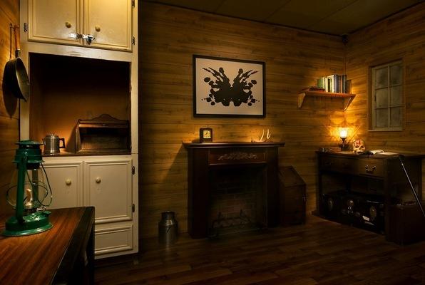 Dr. Fratelli's Cabin