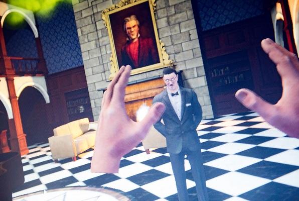 De-composed VR (Escape Denmark) Escape Room