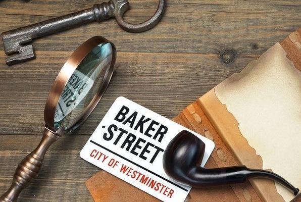 The Baker Street Murder Mystery