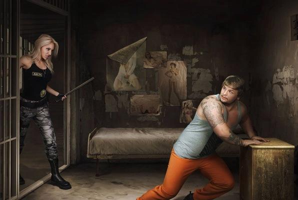 Prison Break (Brain Drain) Escape Room