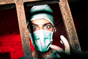 Квест Psycho Surgeon Escape