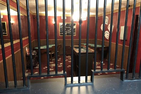The Mafia's Casino (Countdown 2 Escape) Escape Room