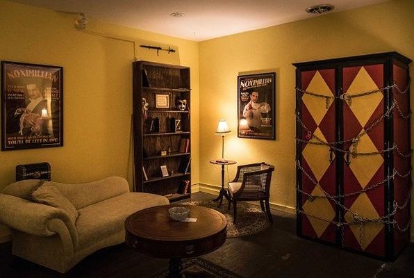 The Vanishing Act (Locurio) Escape Room