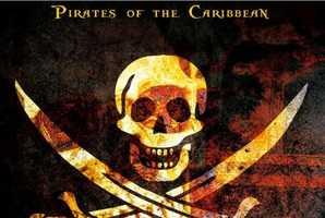 Квест Pirates of the Caribbean