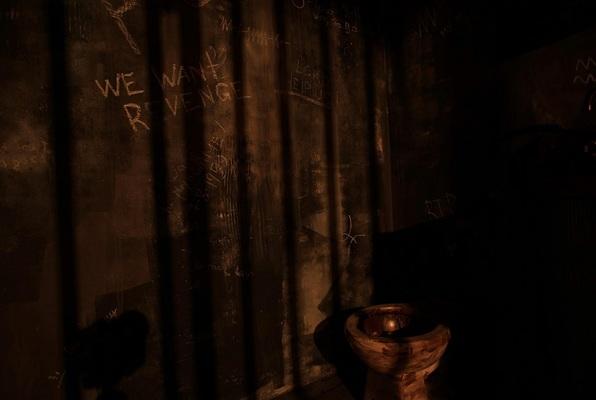 The Penitentiary (Thriller City) Escape Room