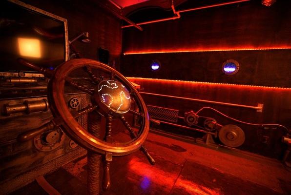 Lost Treasure (Thriller City) Escape Room