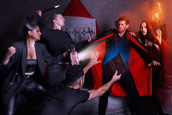 Dracula (60out Escape Rooms) Escape Room