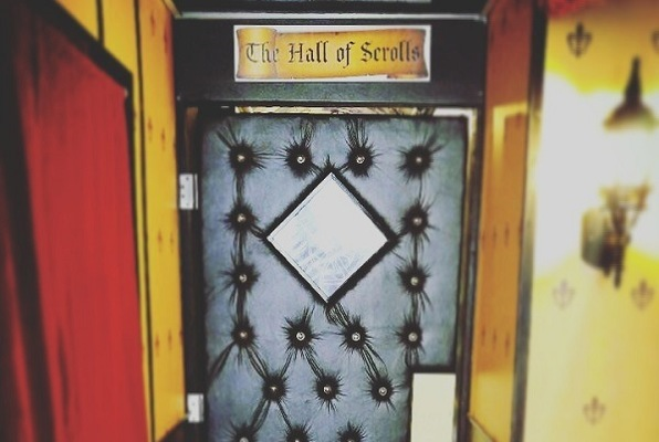 The Hall of Scrolls (Epoch Quest) Escape Room