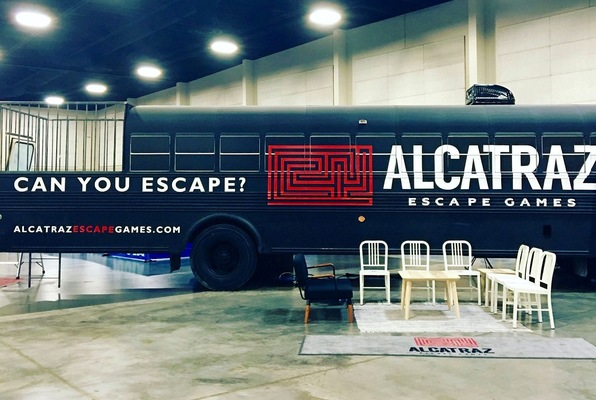 Escape Room Quot Prison Bus Escape Quot By Alcatraz Escape Games